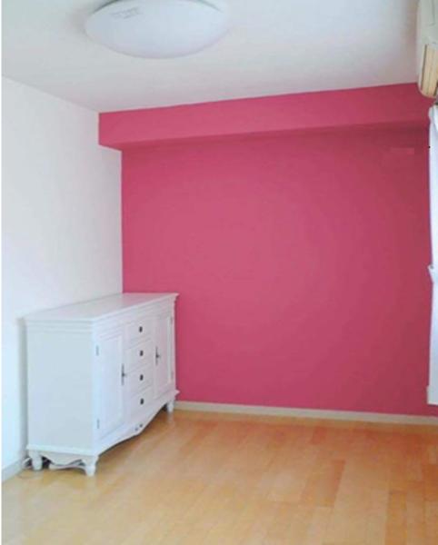 【恵比寿】ピンクの壁が可愛らしいスペース♪撮影やレッスンに(小サロン5名)の写真