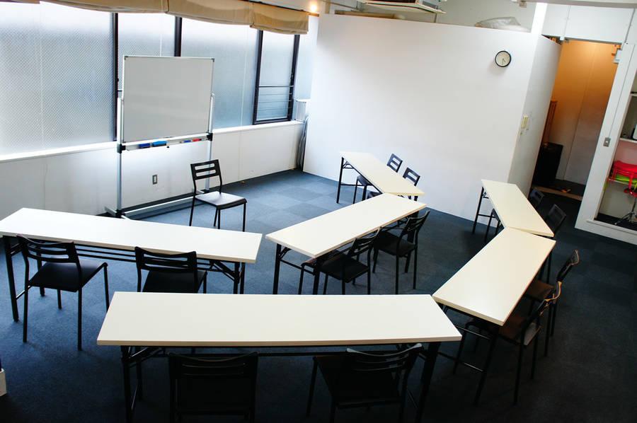 後楽園・飯田橋 レンタルスタジオ スタジオフェザーB