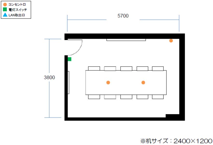 【銀座・有楽町】「ヒューリック銀座ビル」会議室C【モニター無料】