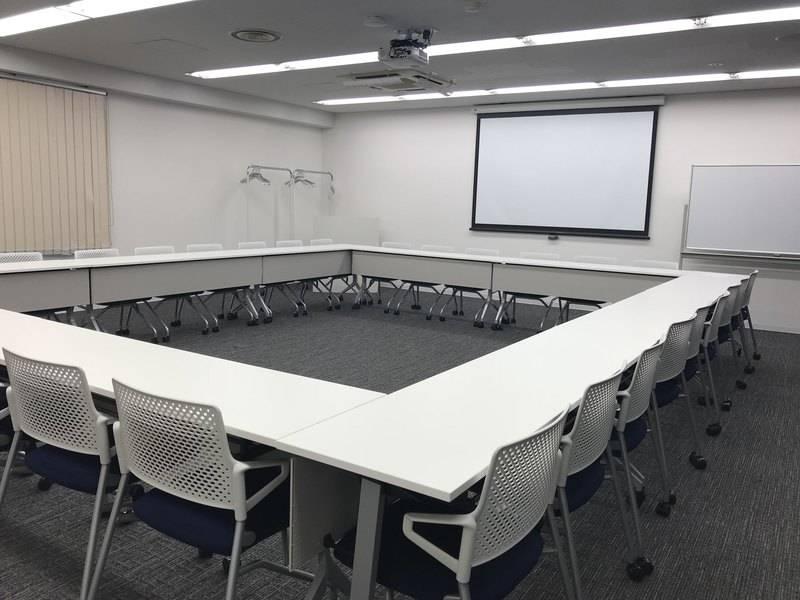 【銀座・有楽町】「ヒューリック銀座ビル」会議室D【プロジェクター無料】の写真