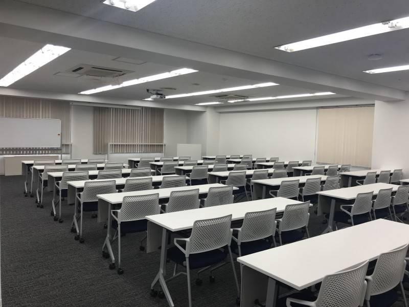 【銀座・有楽町】「ヒューリック銀座ビル」会議室E【プロジェクター無料】の写真