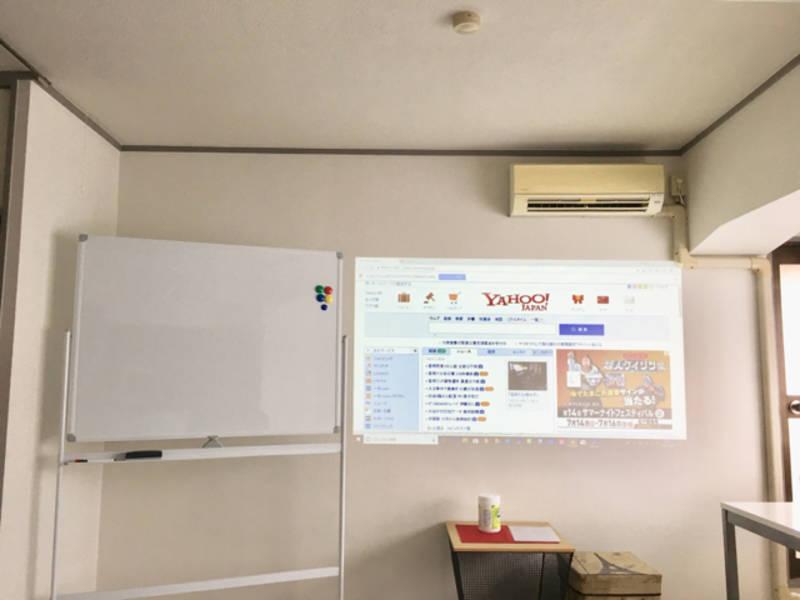名古屋の中心部 地下鉄栄・伏見駅から徒歩6分、セミナー・会議・打ち合わせ等に Wi-Fi、プロジェクター無料‼