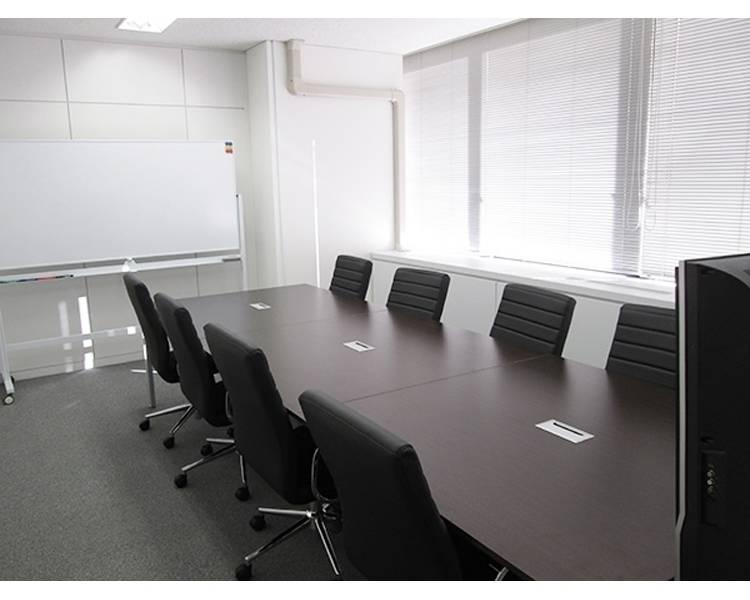【田町駅】駅近・お弁当手配可能「田町」会議室B(8席)