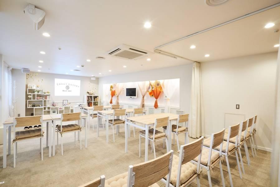 【渋谷駅徒歩3分】ミーティングや女子会、懇親会での利用に大人気なスペース♪