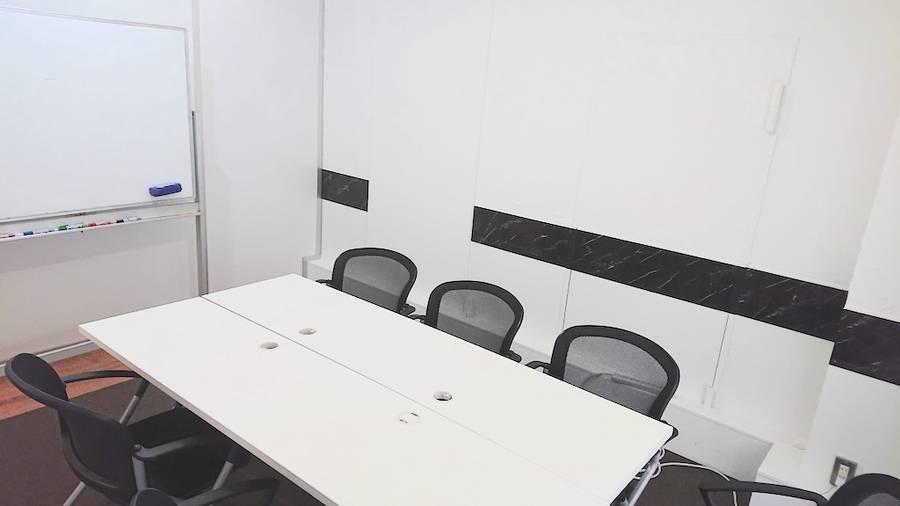 ワンコイン会議室東京 夏目漱石会議室