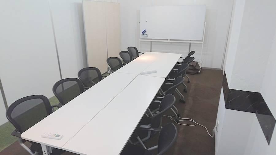 ワンコイン会議室東京 伊藤博文会議室