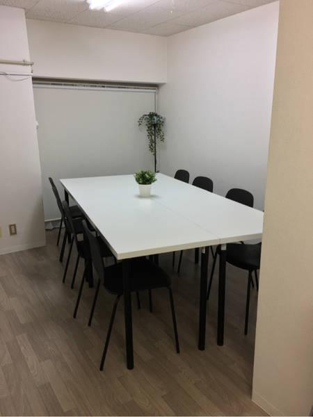 【名古屋駅新幹線口から徒歩4分】会議室・待合室に!