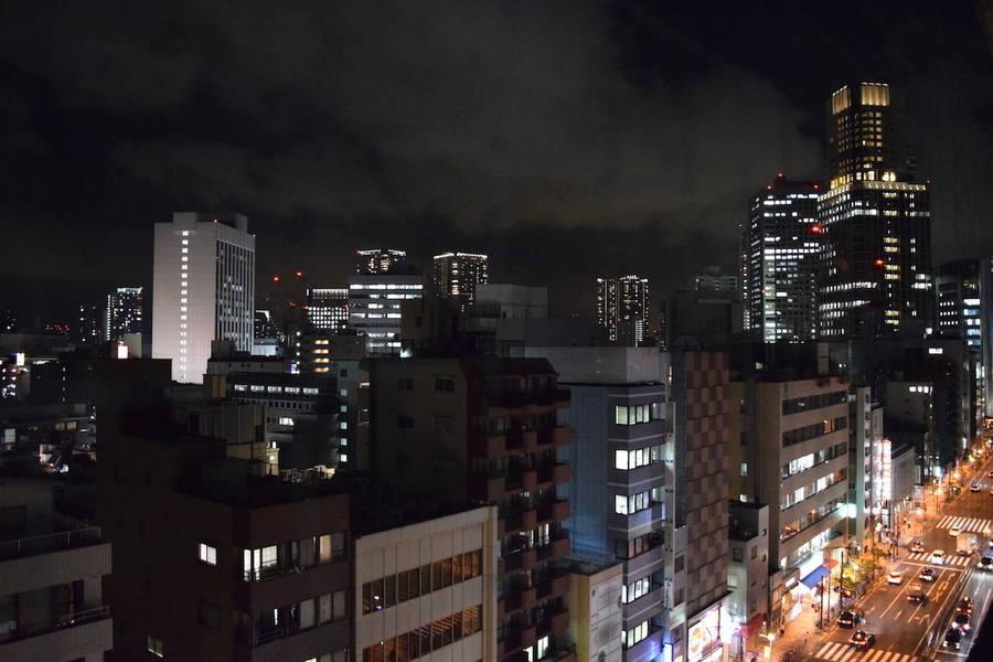 【三田・田町駅近く】眺めの良い個室・WiFi&プロジェクタ無料