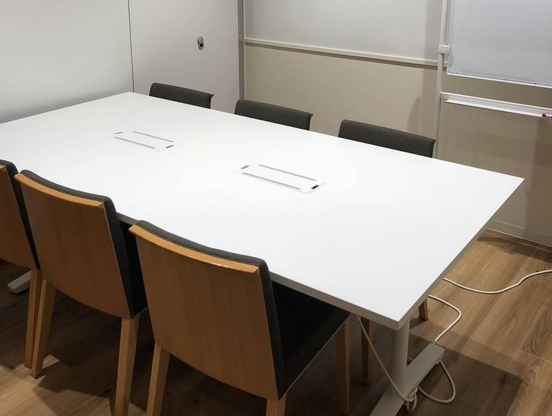 四ッ谷ビジネスラウンジ(六番町オフィス)会議室06の写真
