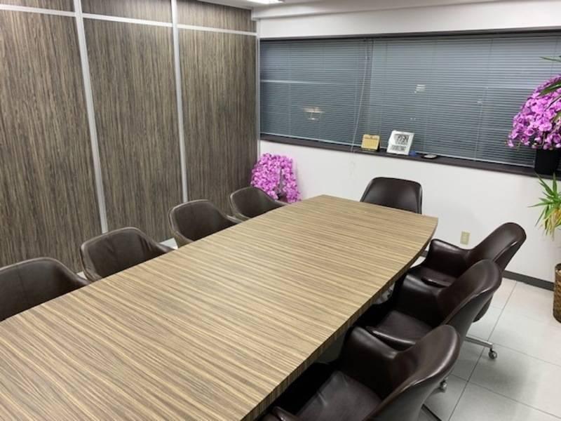 仙台駅徒歩8分 応接室A(個室10名)