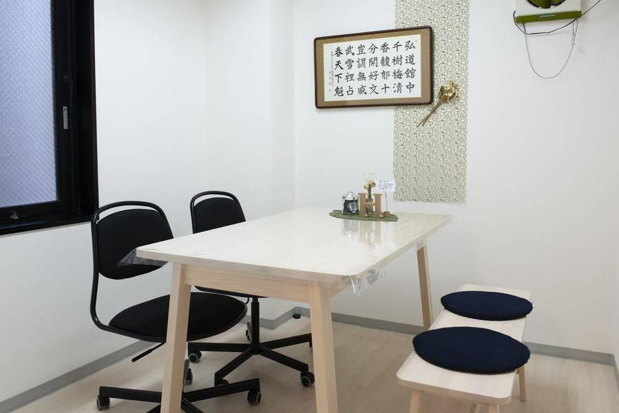 シェアオフィス国立SEEDPLACE(半個室)