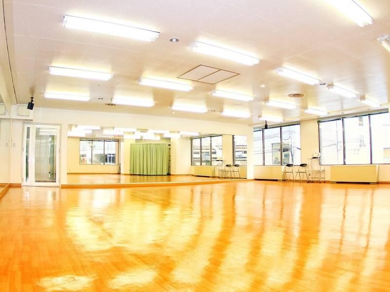 【梅田/6分】107㎡/20名/フラダンス・ヨガ・ベリーダンスなどご利用実績多数!<レンタルスタジオGymmie Aスタジオ>