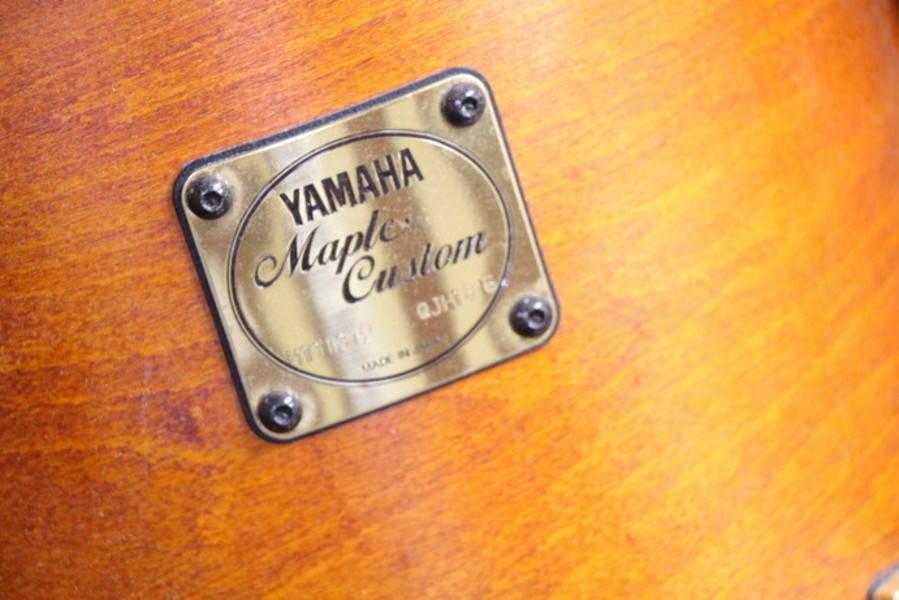【新橋駅すぐ/防音】好きなだけドラムを叩こう。メイプルドラムの部屋【ヤマハの音楽室・銀座アネックス L2】