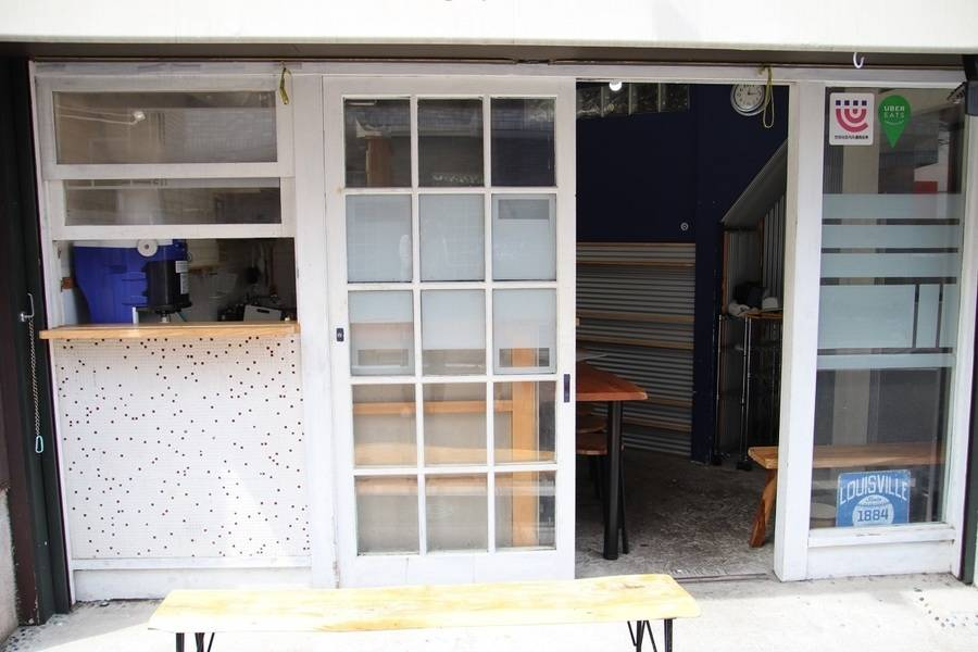 世田谷の経堂にある店舗型レンタルスペースです。の写真