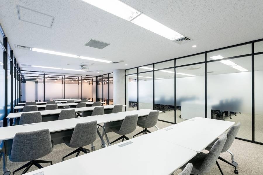 "【fabbit Global Gateway ""Otemachi""】大手町・コワーキングスペース/セミナールーム(21人まで)"