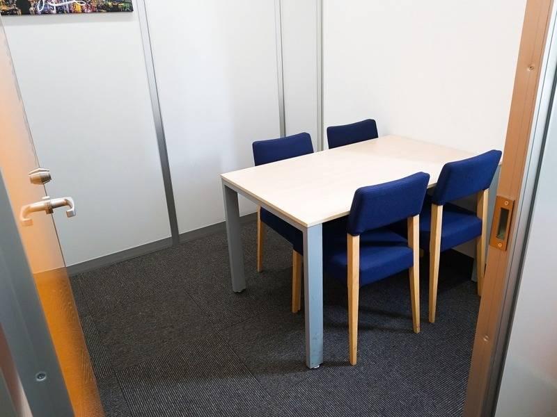 麻布十番ライズオフィス 貸し会議室