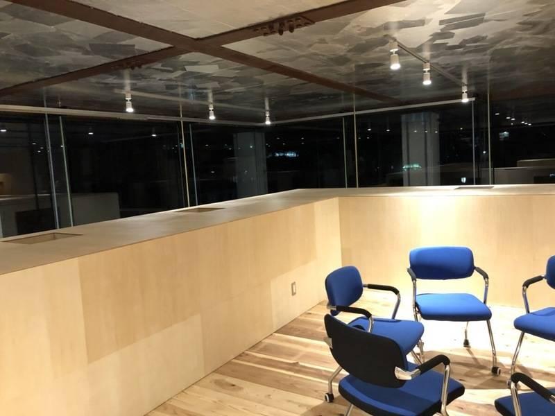 【富士山駅から徒歩5分】富士山の麓にあるコワーキングスペース anyplace.work 富士吉田「イベントエリア プラン」