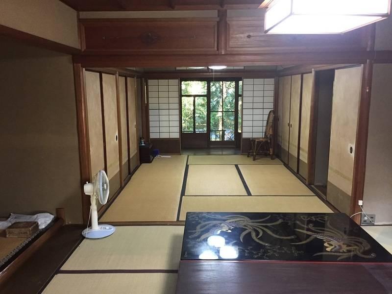 夷谷町日本家屋【蹴上駅・徒歩5分】四季を感じる自然の真ん中!お茶室・風格ある日本家屋の希少なレンタルスペースの写真