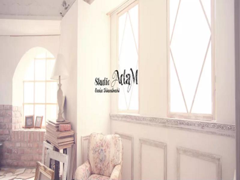 [時間単位]大阪心斎橋筋商店街内にある自然光の使えるハウススタジオ・スタジオアダム