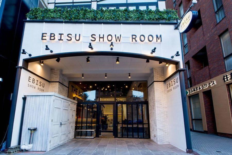 【100名収容】EBISU SHOW ROOM