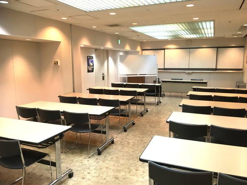 飯田橋駅直結 東京セントラルユースホステル 会議室(9:00-22:00)
