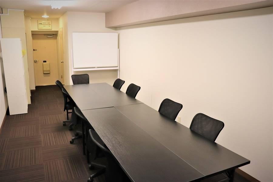 【渋谷】徒歩5分、Wi-fi、土足OKな宮益坂の個室会議室★ミーティングやセミナーにぴったり