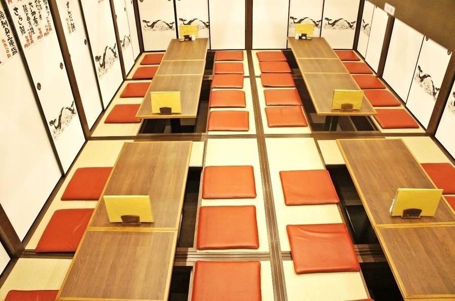 【新宿】1名~30名様向け/打ち合わせ・会議・研修・懇親会に/無料WiFi完備 『新宿 樽一本店』