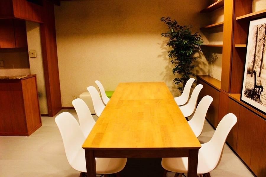 【日本橋・茅場町・三越前】サボテン会議室/キッチン・受付スペース有り!教室・ワークショップ・忘年会に最適 !