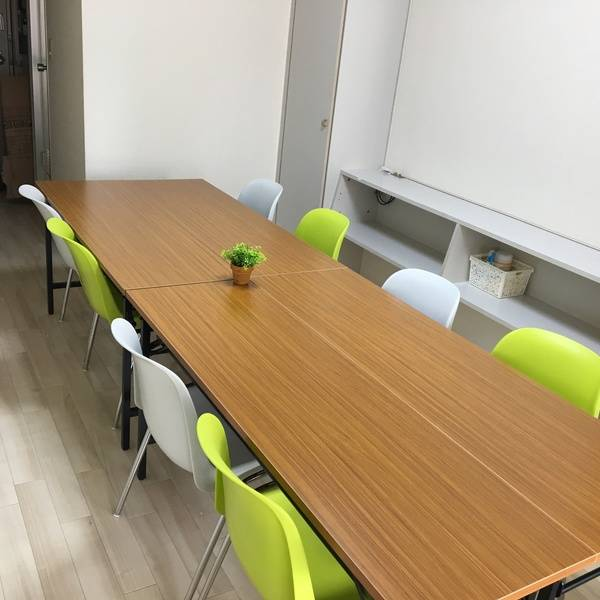 ★JR新宿駅南口近く!★【平日最安!】商談 打ち合わせにぴったりな個室スペースです!