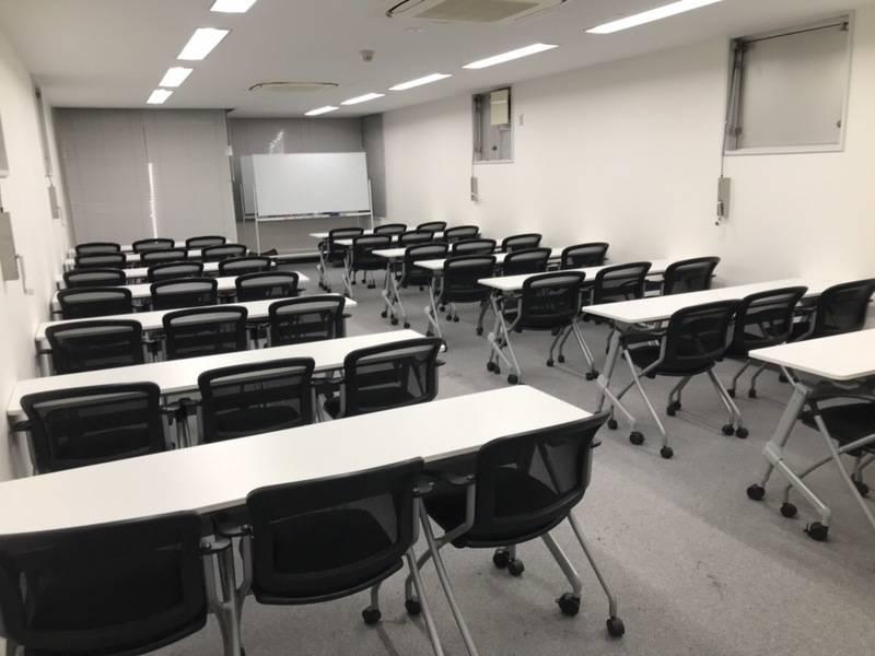 ワンコイン会議室東京 東京駅八重洲南口 大会議室