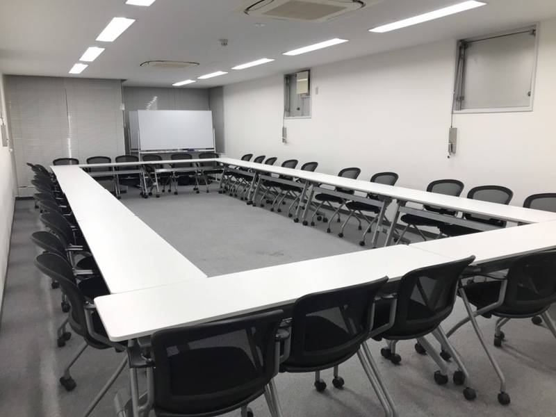 ワンコイン会議室東京 東京駅八重洲南口 大会議室 3F