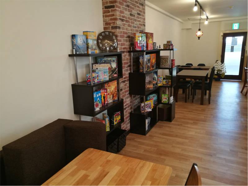 巣鴨 ボードゲーム スペース 貸しスペース 打ち合わせ セミナー スタジオ