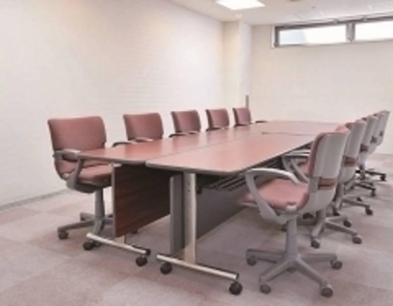 つるやホール 第4会議室(本館8F) の写真
