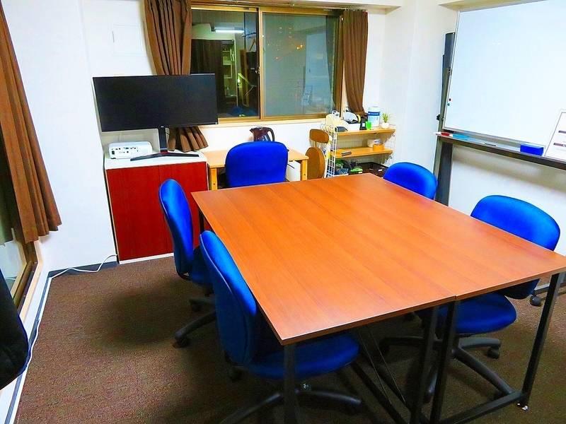 (7月から改装)ビジネス特化型会議室【MSP Lab】西新宿徒歩4分 Wi-Fi/プロジェクタ/ホワイトボード/大型モニター/