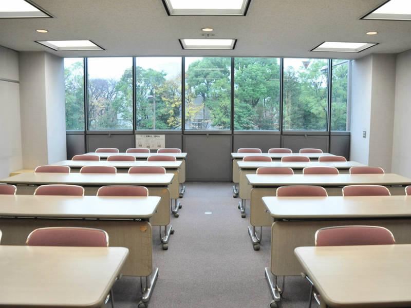 【後楽園】駅から3分!駅チカで高級感のある貸会議室!窓からの眺めが開放的です