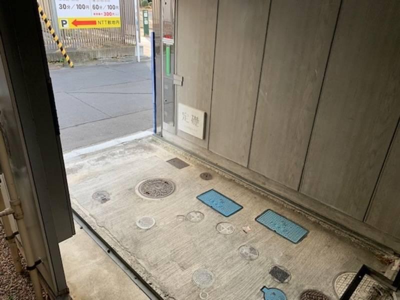 仙台駅徒歩8分 屋外フリースペース