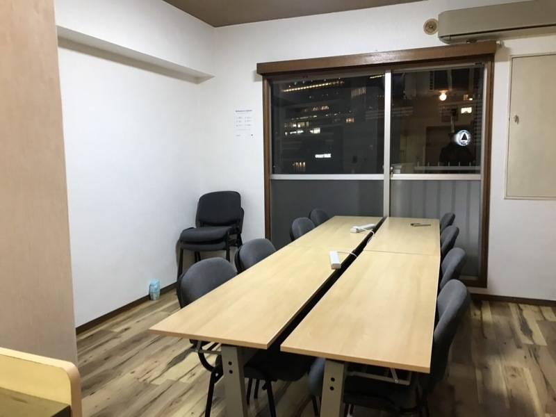 ワンコイン会議室名古屋 名古屋東口会議室C