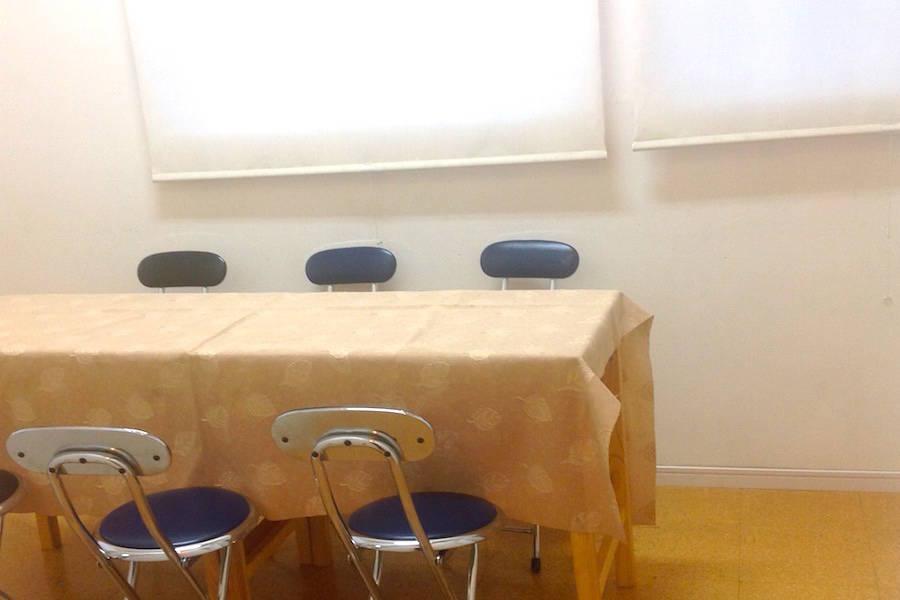 【駒込5分】☆セラピーやボードゲーム利用にもおすすめ☆「La Grotte」 2Fミニ会議室の写真