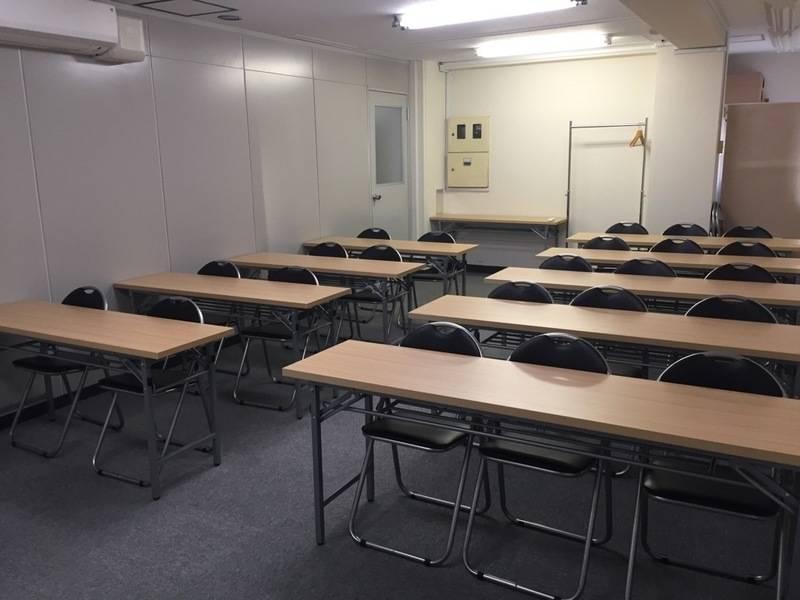 【水道橋東口・直前割】4F:少人数の会議・お教室に…