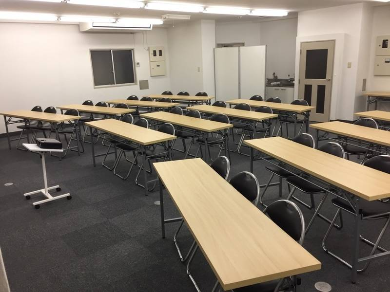 【水道橋東口・直前割】5F・プロジェクター貸出無料!!セミナーやお教室などにご利用頂けます
