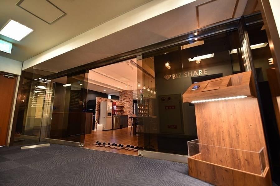 【神戸旧居留地/貸会議室】BIZ SHARE神戸 ミーティングルーム1