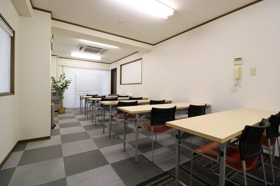 【レンタルスペース】【スペイシー】貸会議室 中佐世保駅 18名 image