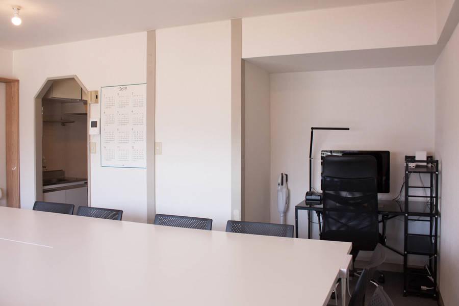 【NURO対応】 原宿駅から10分 神宮前2丁目の閑静な住宅街にある新規の完全個室型スペース
