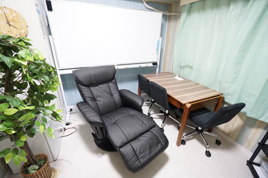 <伏見リフレッシュルーム>名古屋駅からも徒歩圏内!!仮眠や自習、作業等にご利用可能!