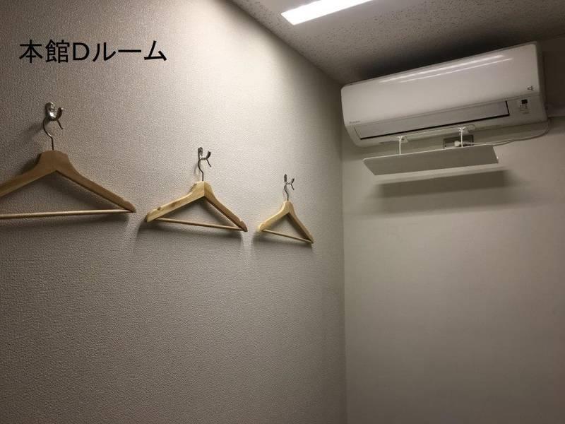 ワーカーズ倶楽部 神田・大手町 少人数用会議室 (面積6㎡ 対面2人 最大4人)
