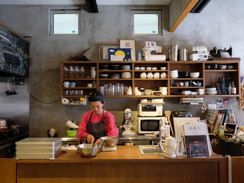 【池袋・椎名町】菓子製造/飲食店営業許可付きレンタルキッチン「お菓子工房」