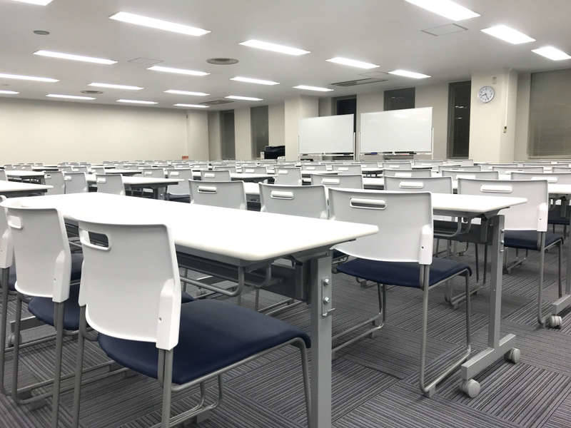 【半蔵門・麹町 大会議室】セミナー・説明会にぴったり最大120名