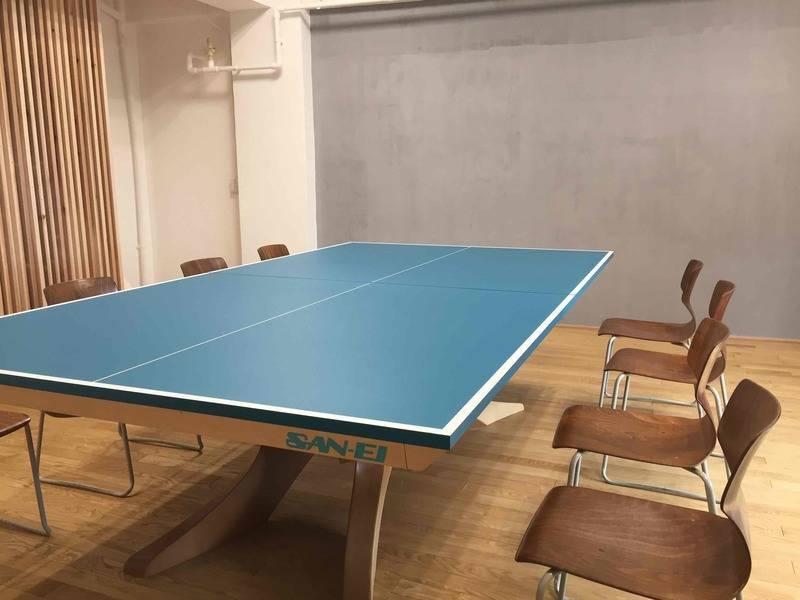卓球会議室Tamagawa Base