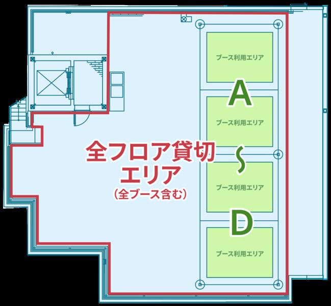 【八王子】屋上レンタルスペース スカイフロントWakuWaku