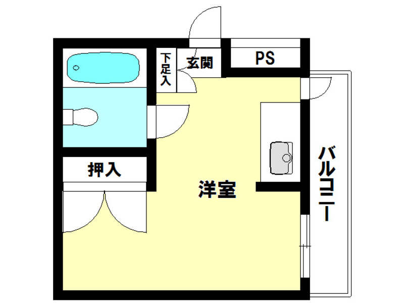 博多駅徒歩5分♪Wi-Fi完備で付属設備充実♪完全個室のコインスペース